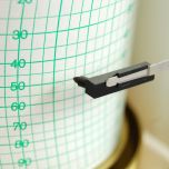 Faserschreibfeder für Thermo-Hygrographen