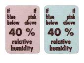 Feuchtigkeitsanzeiger 40% rF selbstklebend, 20 Stk.