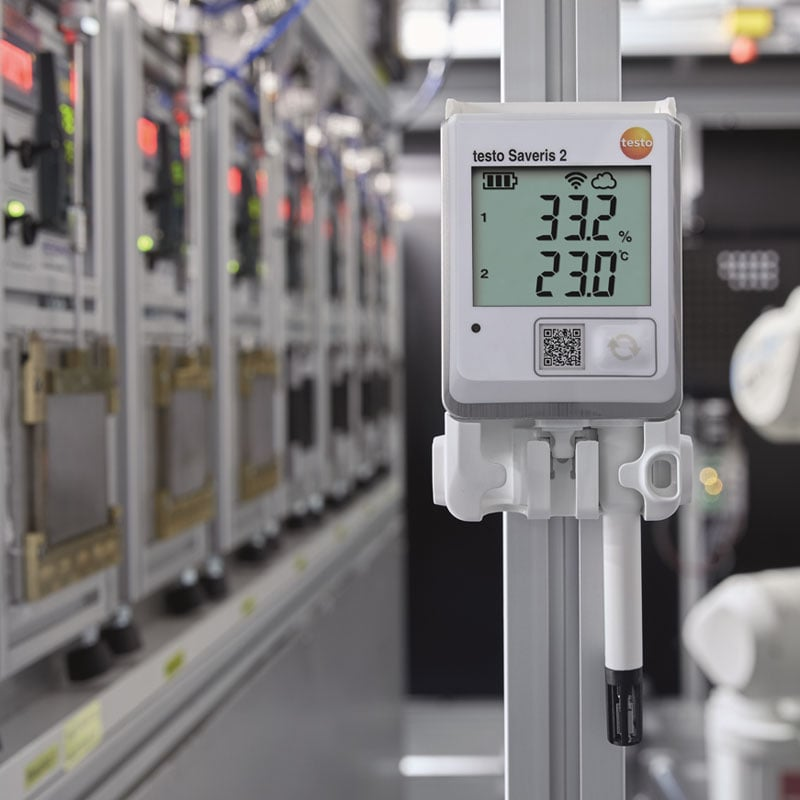 Messgeräte Hygrometer Luxmeter Luftsauerstoff